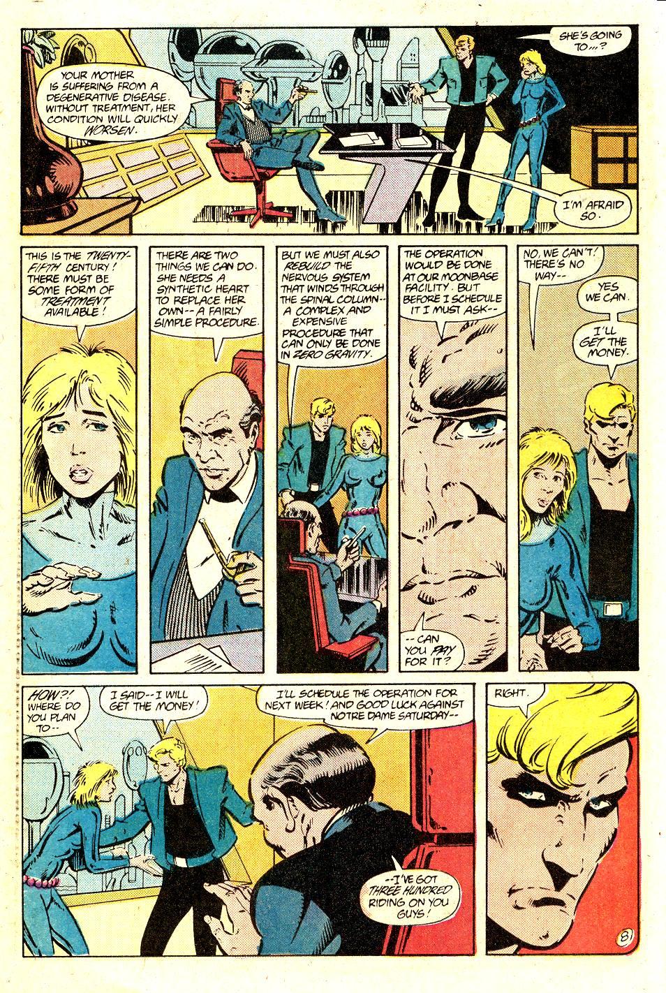 Read online Secret Origins (1986) comic -  Issue #35 - 10