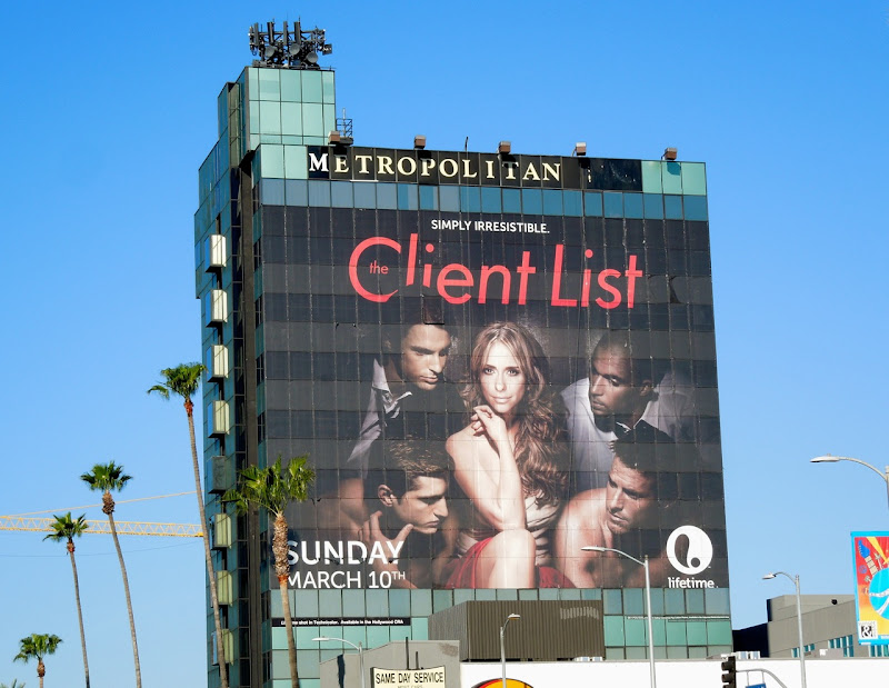 Giant Client List season 2 billboard