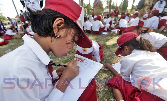 Surat untuk Jokowi dari Siswa Sumbawa Ini Bikin yang Baca Merinding