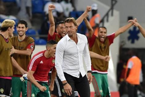 """""""الثعلب الفرنسي"""" يوقد آمال """"أسود المغرب"""" بالكأس الإفريقية"""
