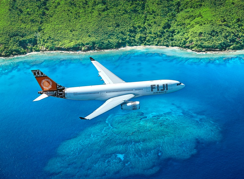 fiji airways direct flights from singapore