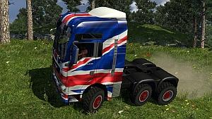 ETS2 Monster Truck mod