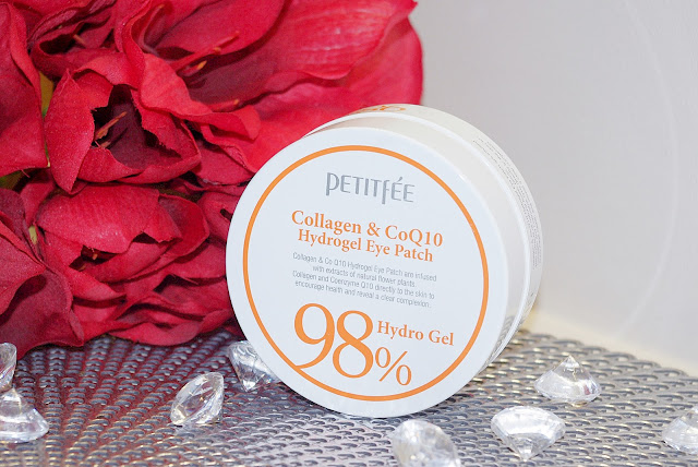 Collagen&CoQ10 Hydrogel Eye Patch