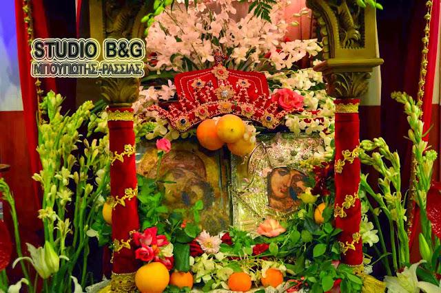 Αργολίδα: Τα πορτοκάλια της Παναγίας