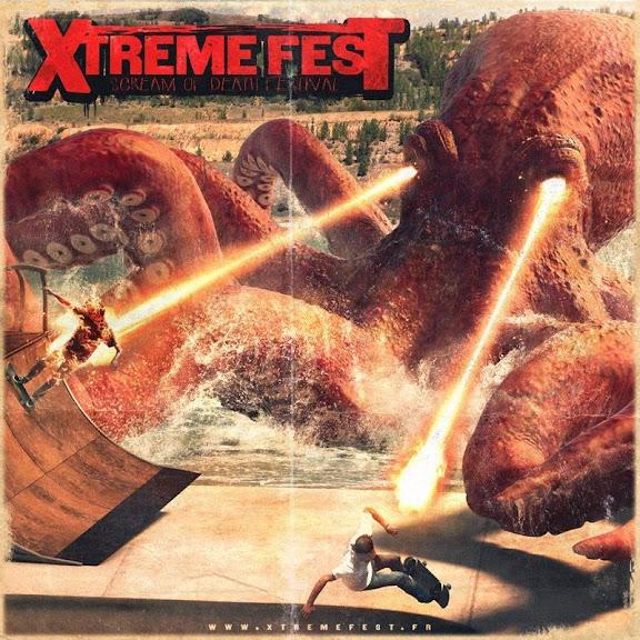 Xtreme Fest 2015 @Cap Découverte, Le Garric 17, 18 & 19/07/2015