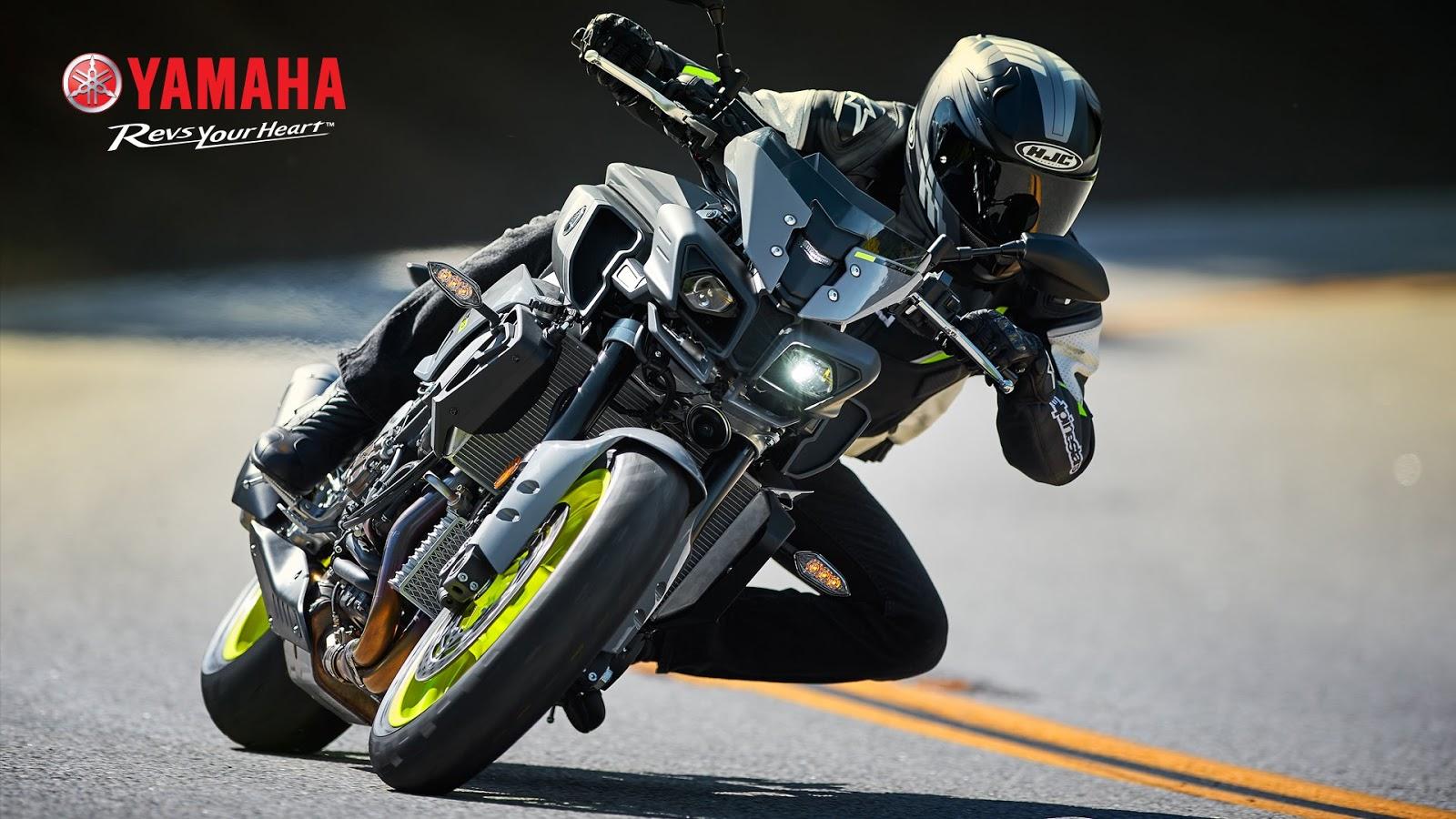 Wallpaper Yamaha Fz 10 Sportbikes 2017 Bikes Yamaha Hd: 2017 Yamaha FZ-10 Hd Wallpapers