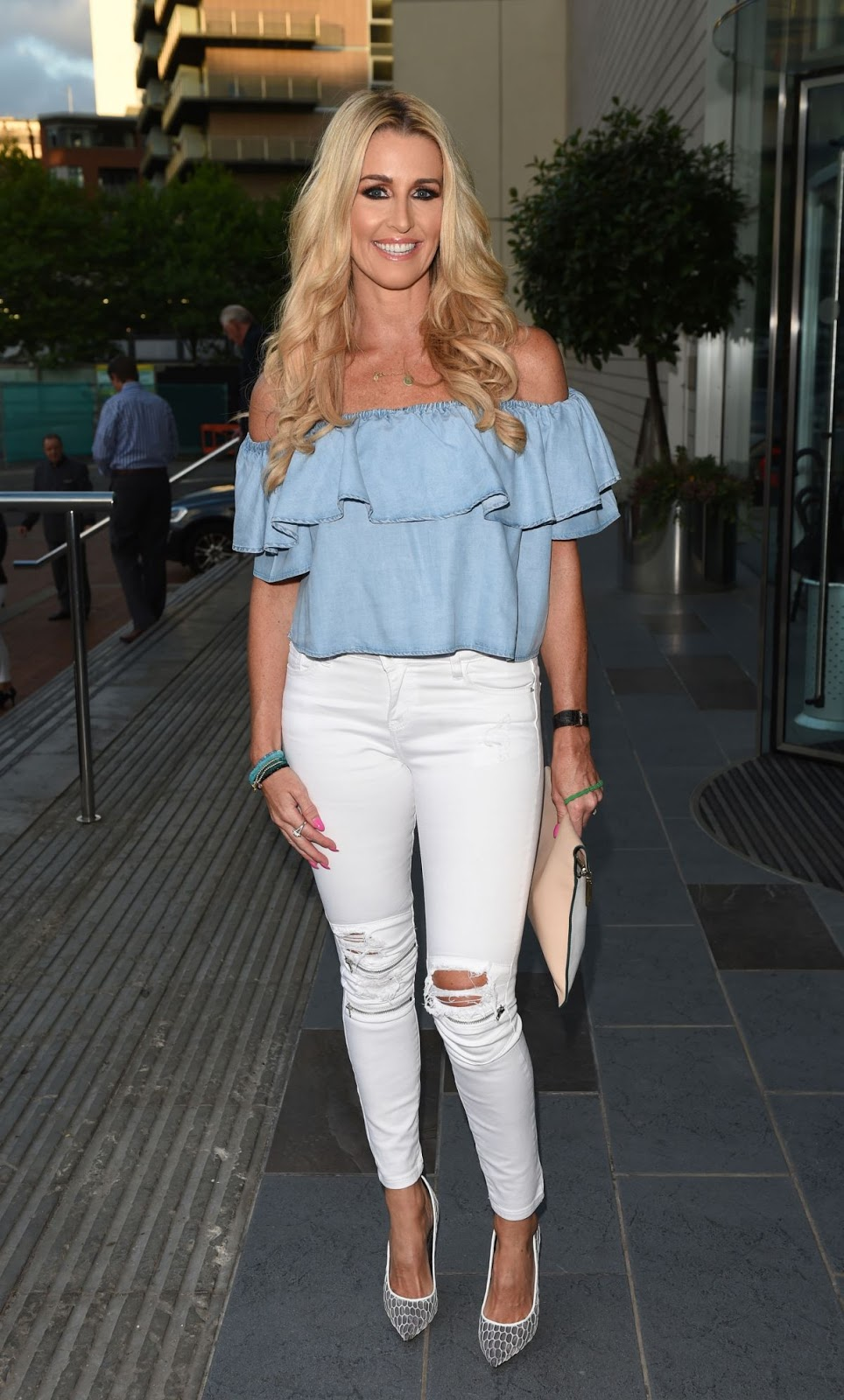 HQ Wallpapers of Leanne Brown at Lowry Hotel in Manchester