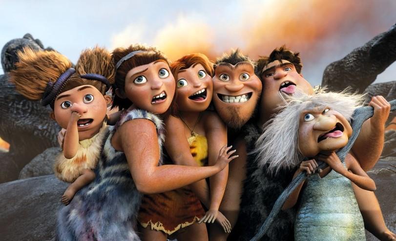 """Universal e DreamWorks definem data de lançamento para """"Os Croods 2"""""""