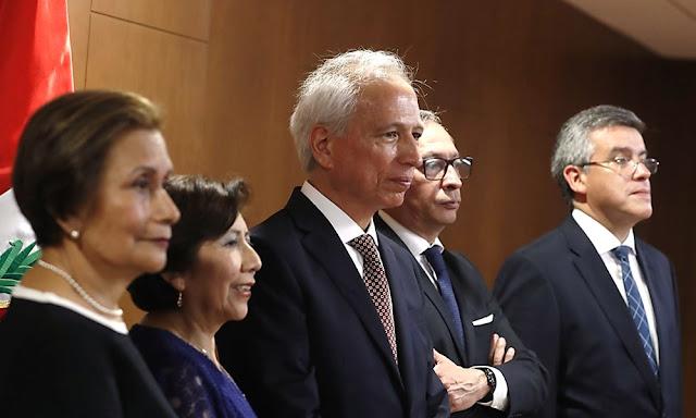 Miembros de la Junta Nacional de Justicia
