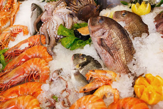 seafood for healthy hairs,eat seafood for hairs growth