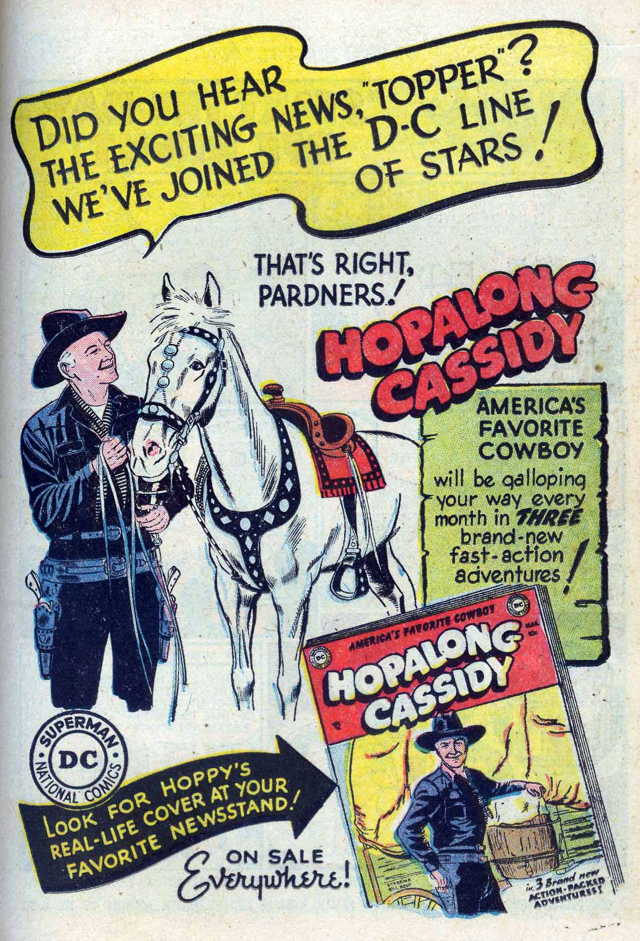 Action Comics (1938) 190 Page 22