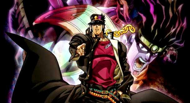 JoJo no Kimyou na Bouken: Stardust Crusaders - Egypt Hen - anime winter 2015