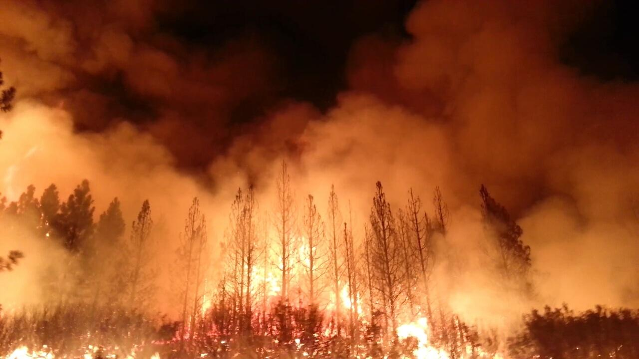 California & Greece Fires Created by Scalar Directed Energy Weapons