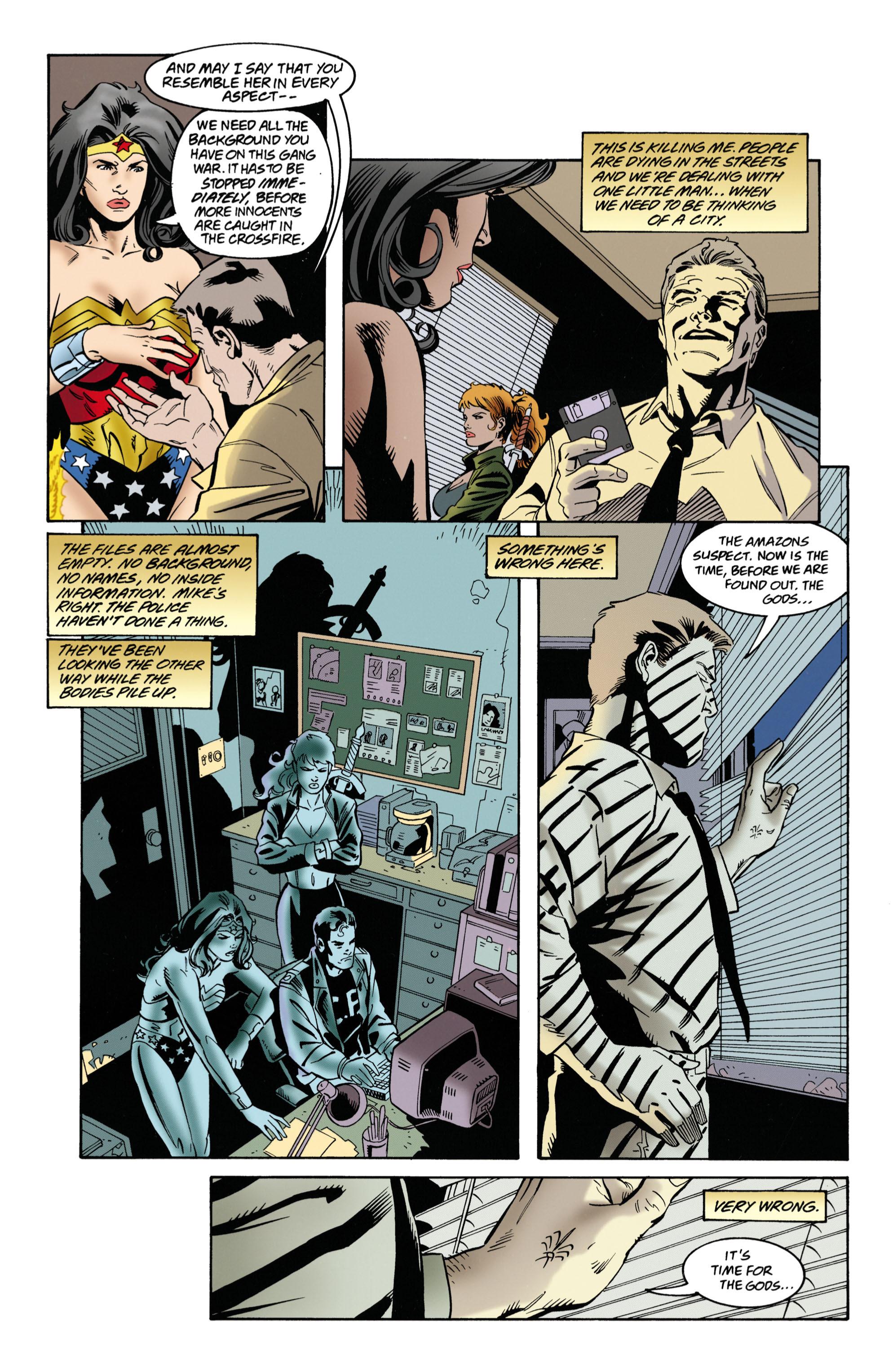 Read online Wonder Woman (1987) comic -  Issue #139 - 10