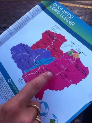 Baztan/Bidasoa nos acoje en el 2º #ruraltrip #Navarra. Día 2