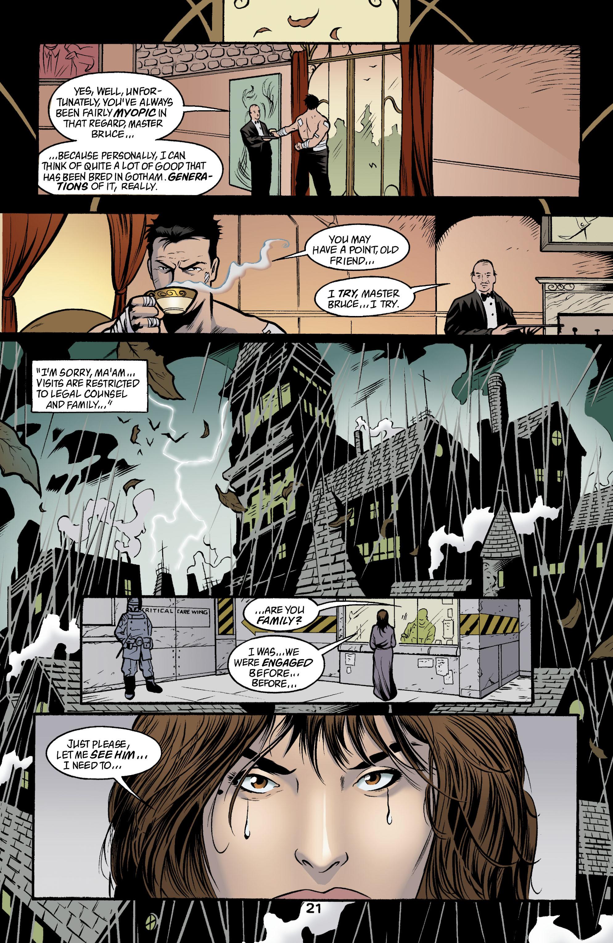 Detective Comics (1937) 782 Page 21