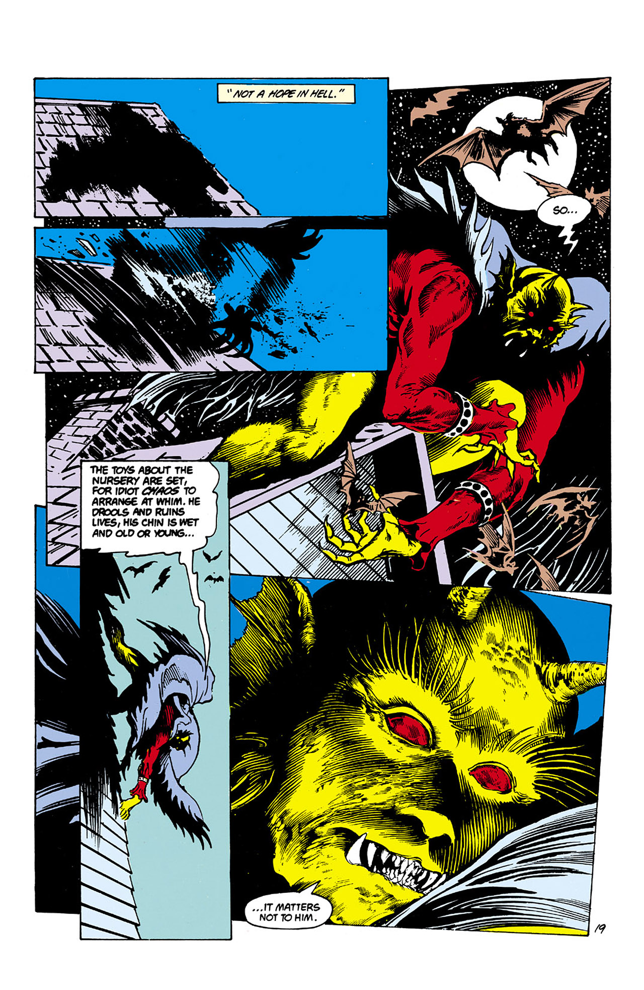 Swamp Thing (1982) Issue #26 #34 - English 19