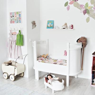 cuna bebés moderna by Sebra