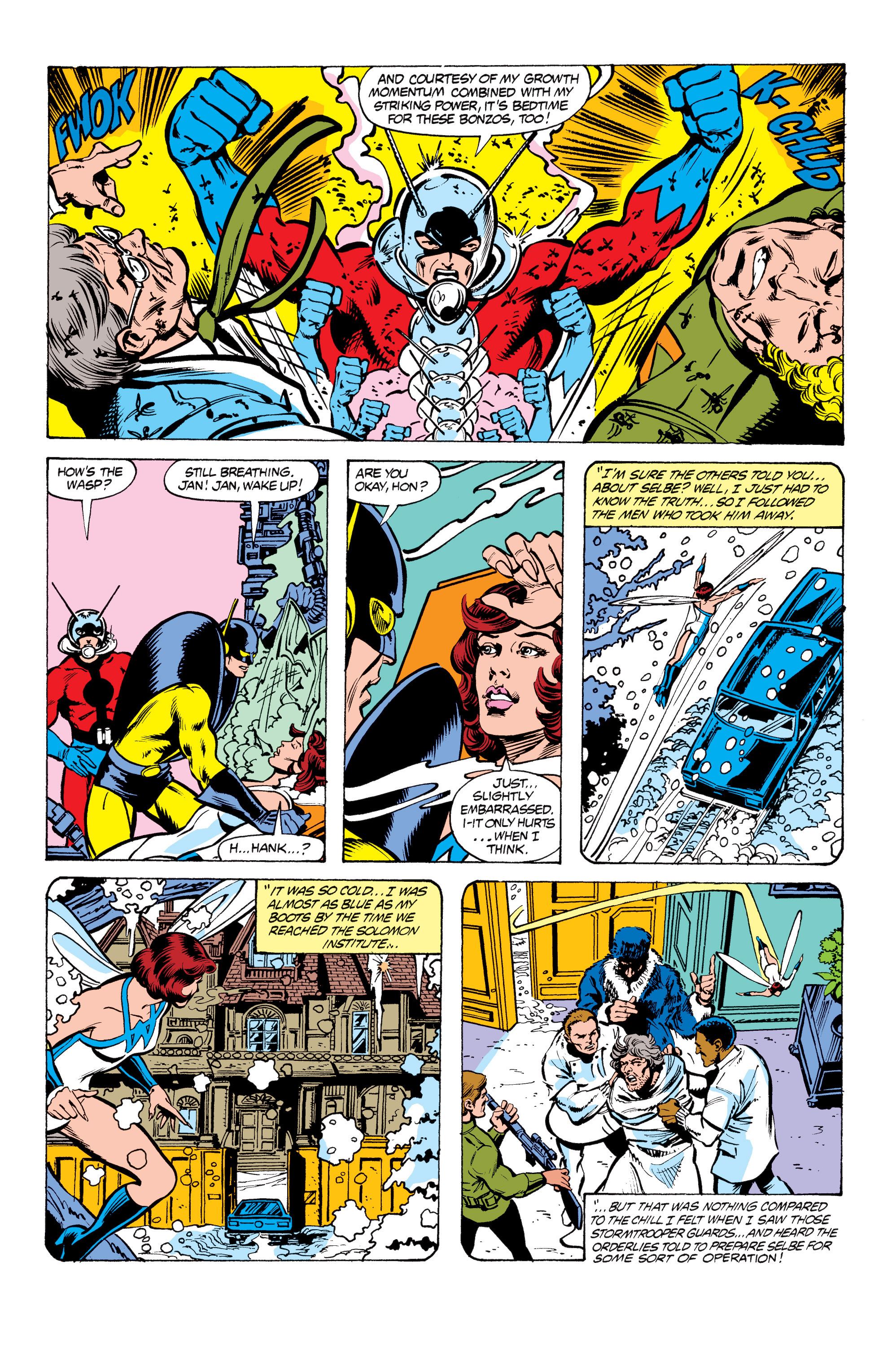 Read online Ant-Man comic -  Issue #Ant-Man _TPB - 108