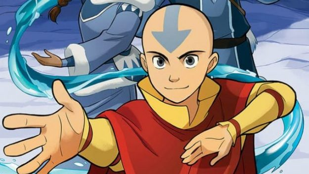 Avatar: The Last Air Bender - Aang On Game - Play ... - Y8.Com