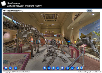 مواقع رائعة لزيارة أشهر المتاحف بتقنية 3d! coobra.net
