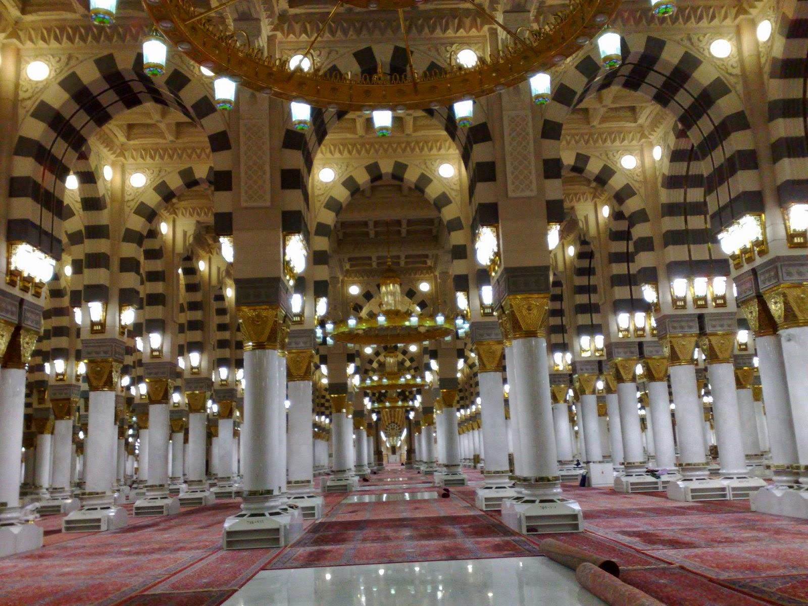 المسجد النبوي الشريف Prophet's Mosque