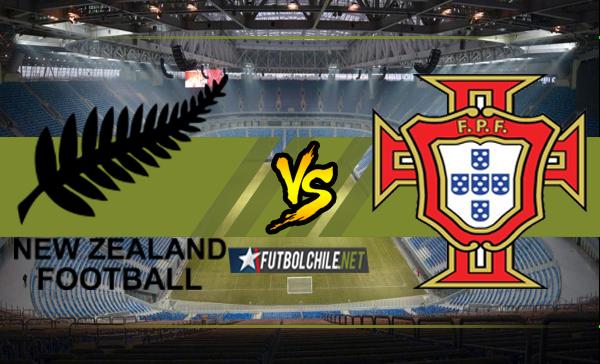 Nueva Zelanda vs Portugal