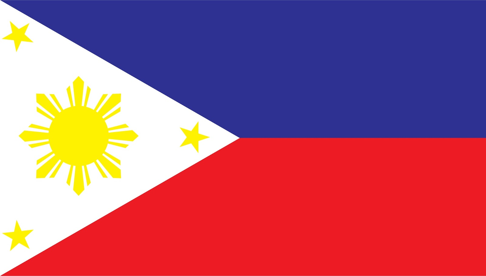 Imagehub: Philippines Flag HD Free Download