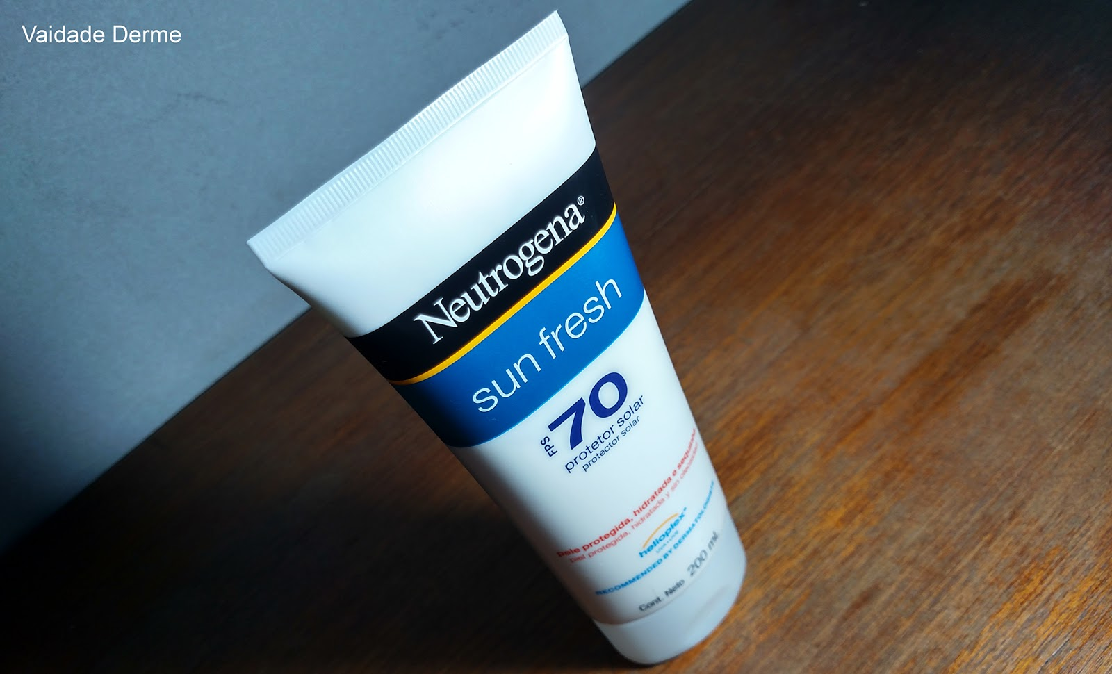 Neutrogena Sun Fresh FPS 70