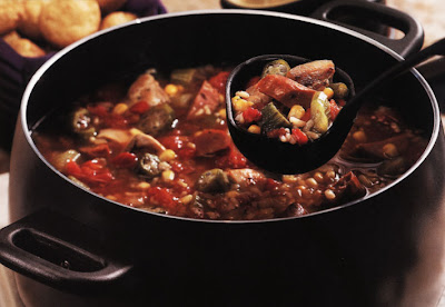Spicy Southern Gumbo Stew