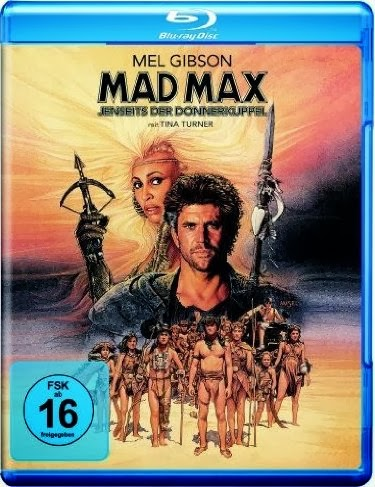 Mad Max Beyond Thunderdome 1985 Hindi Dubbed Dual BRRip 300mb
