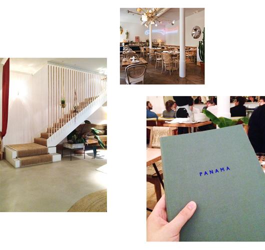 Restauranttipp Panama in Tiergarten Berlin