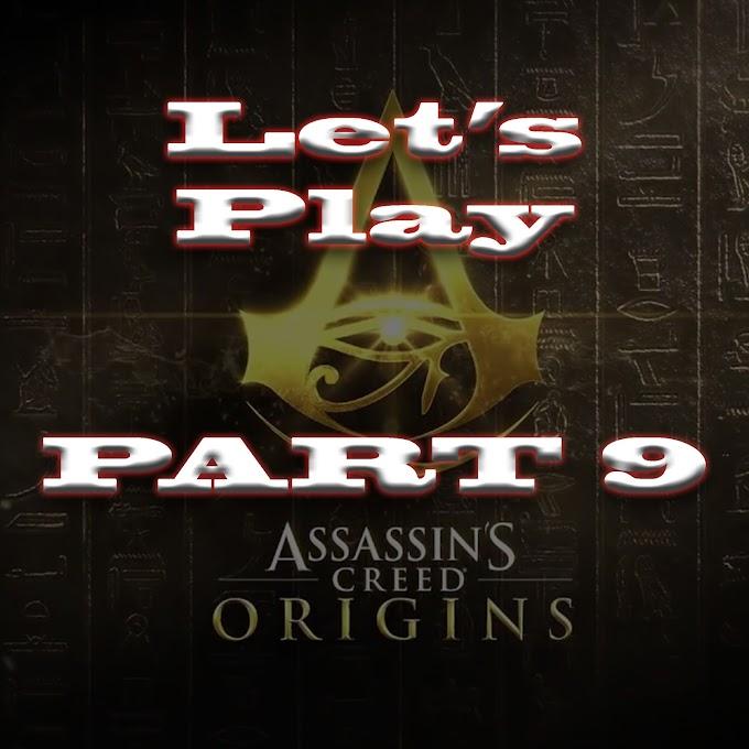 Tech Boy plays Assassin's Creed Origins P9