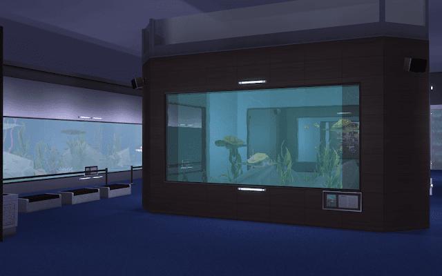 aquarium à visiter sims 4