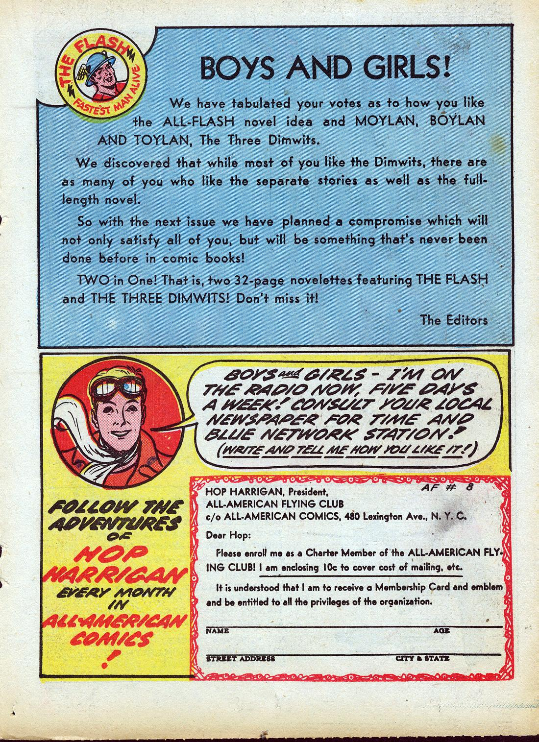 Read online All-Flash comic -  Issue #8 - 35