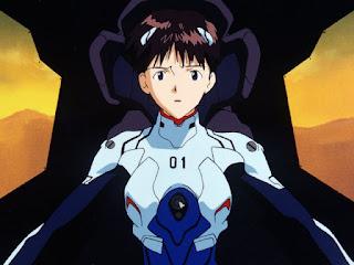 Shinji Ikari é um bundão