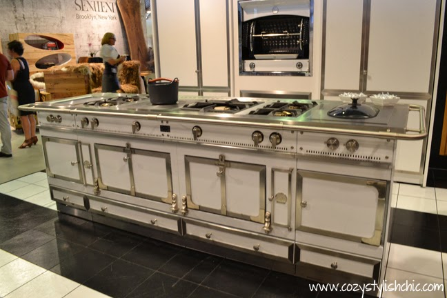 La Cornue kitchen range