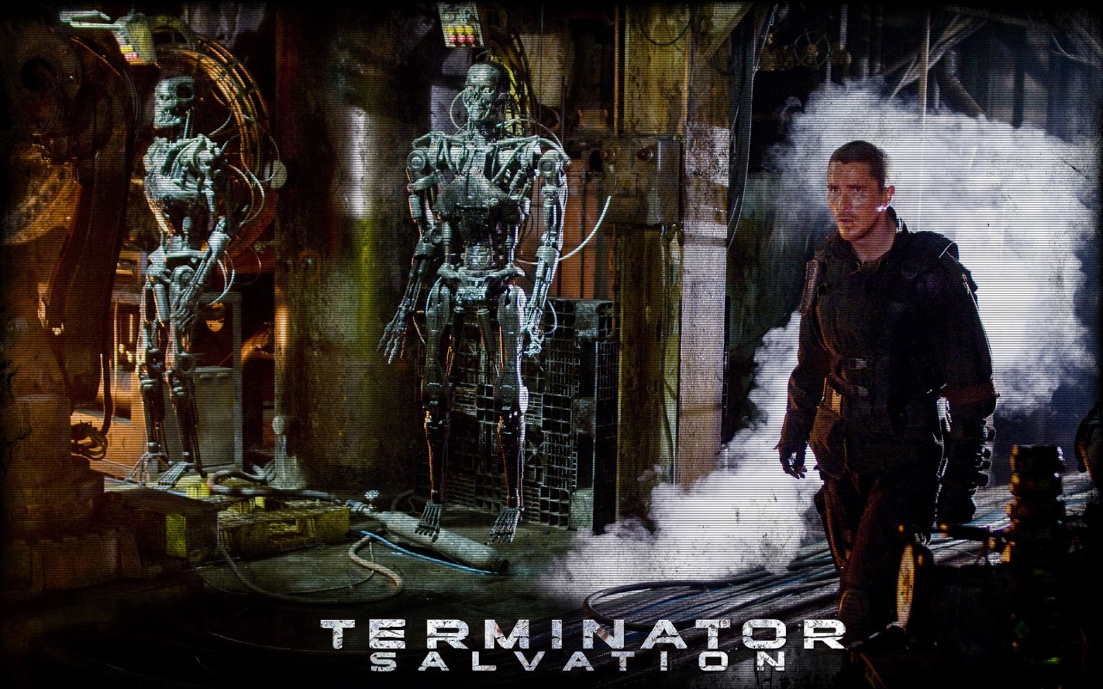 Terminator Salvation Wallpaper HD