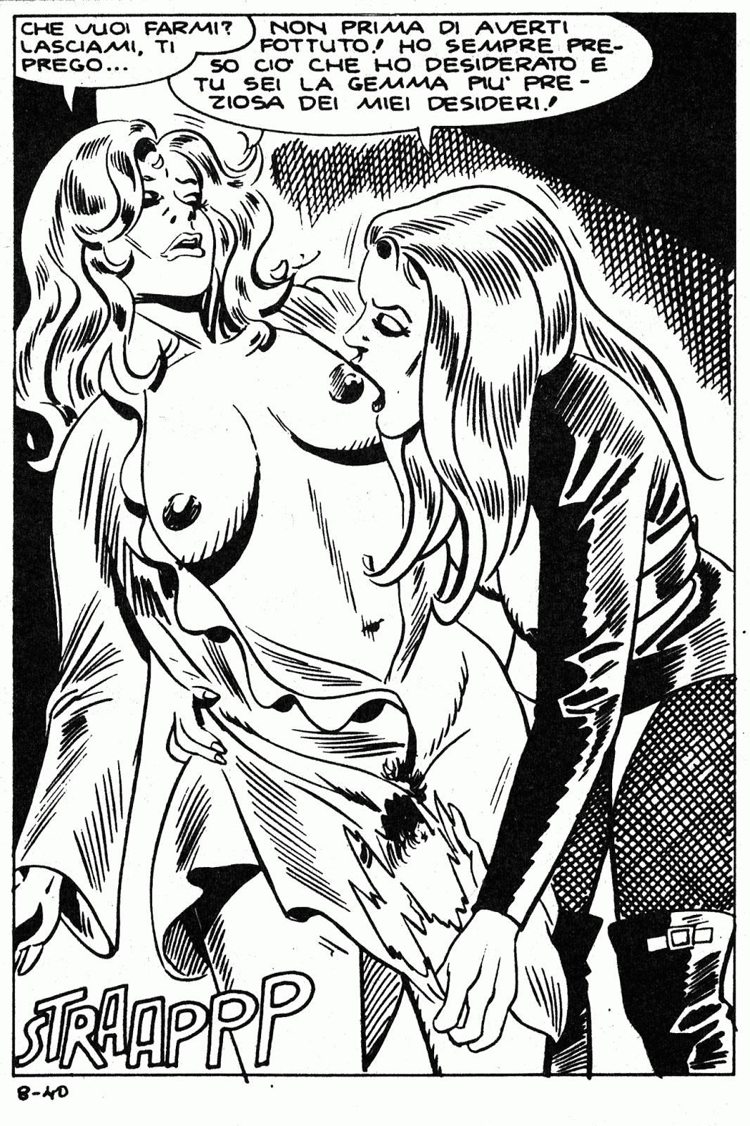 Eroe porno fumetti