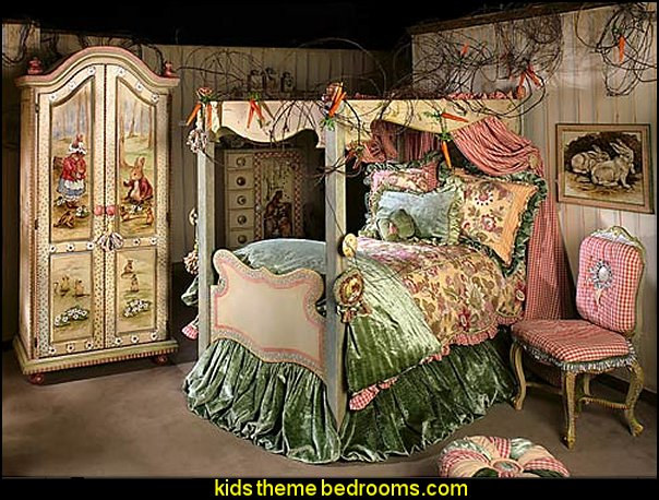 peter rabbit bedroom - decorating peter rabbit theme bedroom - peter rabbit theme room ideas