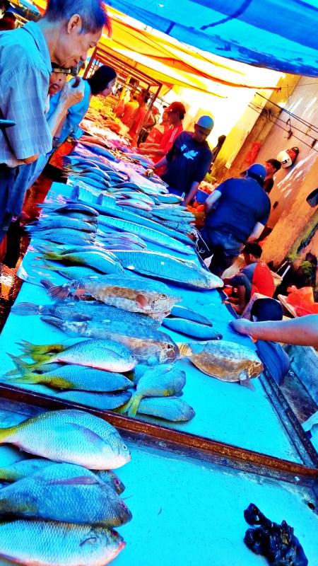 Pecinan - Pasar Bacan - Mugniar