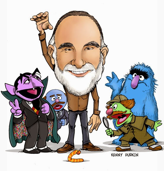 DURKINWORKS: The Muppet Performer Series: Jerry Nelson