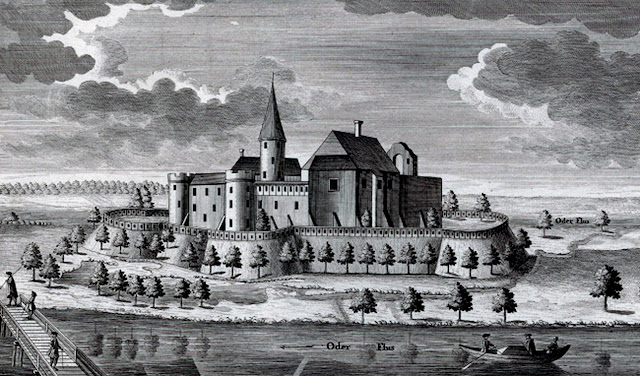 Opole w 1608 roku