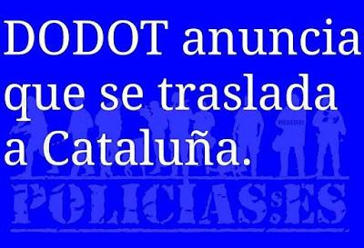 Dodot anuncia que se traslada a Cataluña
