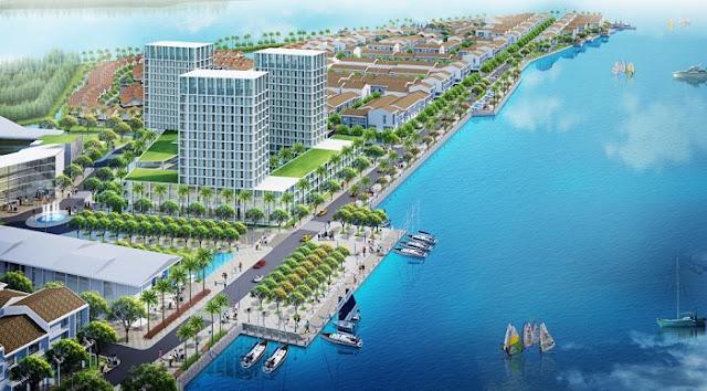 Bến Du Thuyền Khu Đô Thị Marine City Vũng Tàu