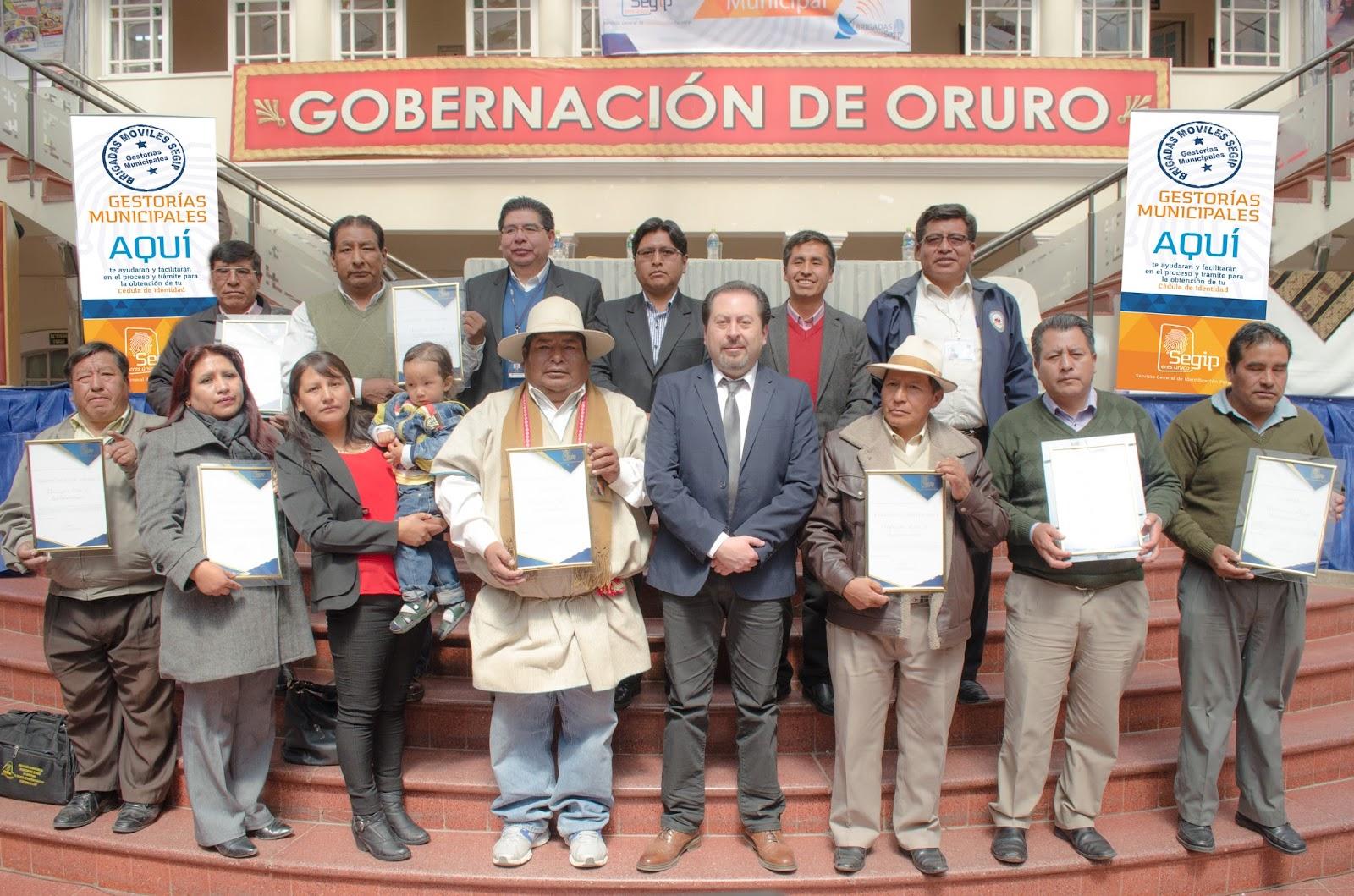 Nueve de 35 municipios recibieron cobertura total de identificación