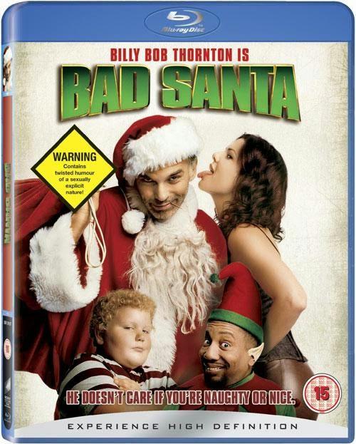 Bad Santa 2003 Unrated BluRay Dual Audio Hindi Dubbed 300mb