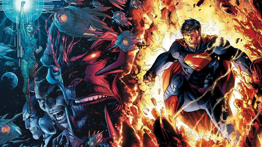 Superman, DC, Comics, 4K, #4.2963