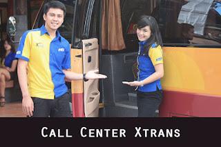 Nomor Call Center Xtrans
