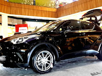 Nasmoco Hadirkan Toyota All New C-HR Untuk Masyarakat Jateng - DIY